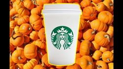 The Pumpkin Spice Latte Obsession Is Real — Here's