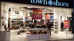 Every Town Shoes Store In Canada Is Closing
