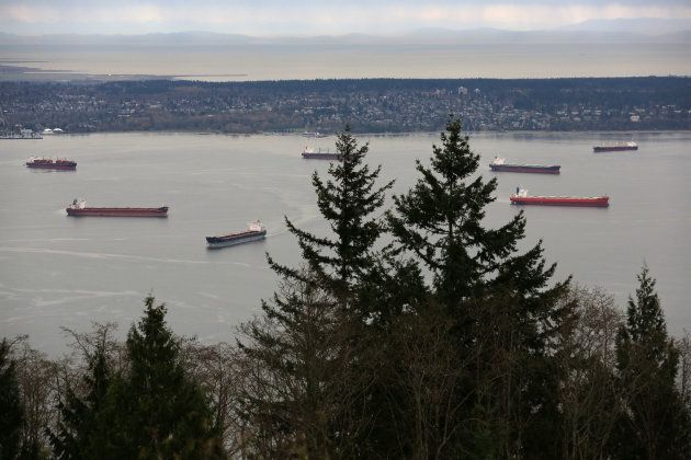 The Port of Vancouver would see a seven-fold increase in the number of oil tankers if the Trans Mountain...
