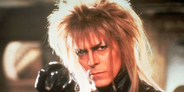 'Labyrinth' Starring David Bowie Is On Netflix Canada In September