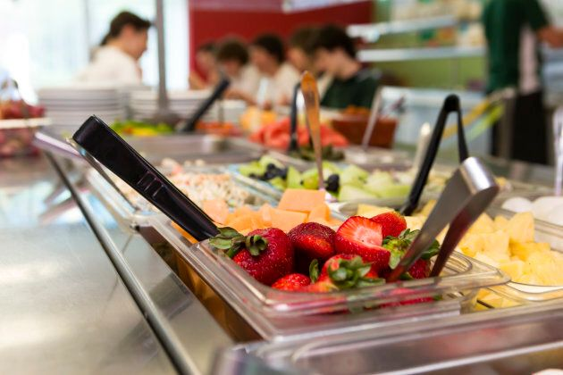 The Case For Giving Canadian Kids Free Meals At