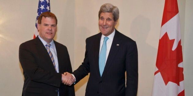 Baird, Kerry Hold Discussions On Margins Of World Economic Forum In