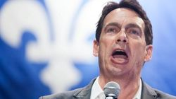Peladeau Is Living In Parallel World: Quebec