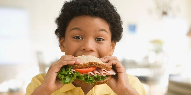 Boost Your Kid's Brain Power With These Healthy School Lunch