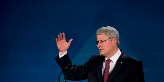 On Terrorism, Harper is all Talk and No