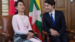 Canada Must Remain 'Engaged' With Myanmar's Embattled Leader: PM's