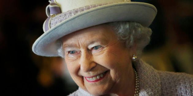 File photo dated 20/11/14 of Queen Elizabeth II as the leader of the Green Party has suggested the Queen...