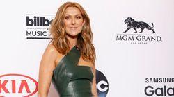 Celine Dion Shows Off A Lot Of
