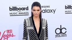 Kendall Jenner Goes Full-On