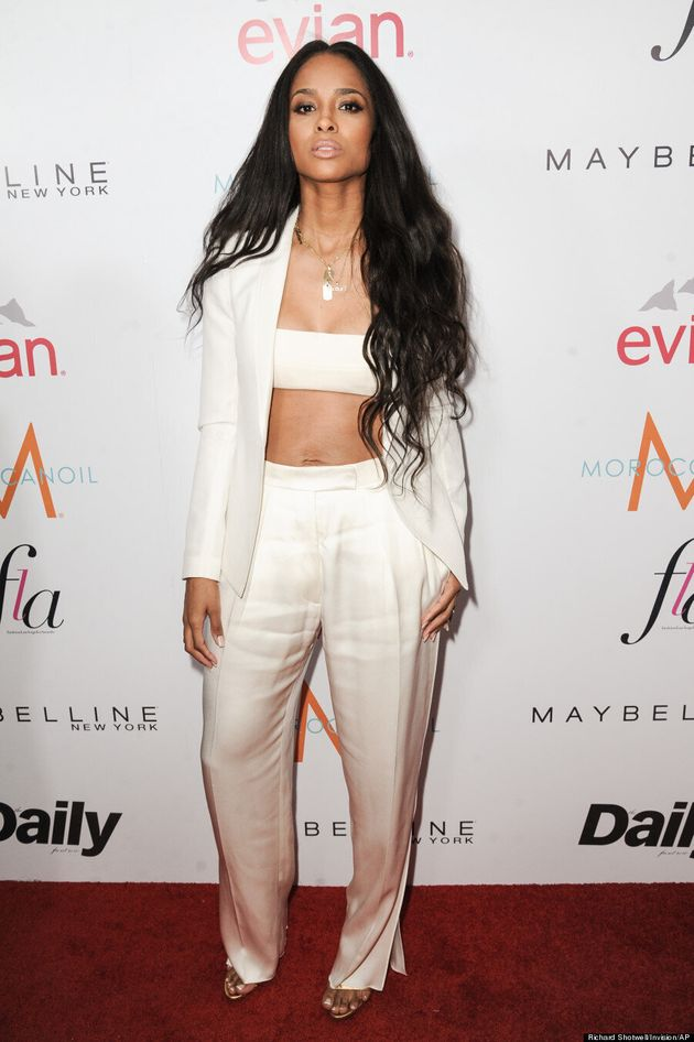 Ciara's Feminine Spin On Menswear Proves The Trend Is Here To