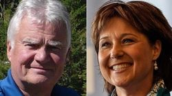 B.C. Politician's Family Angry At Premier For Announcing His