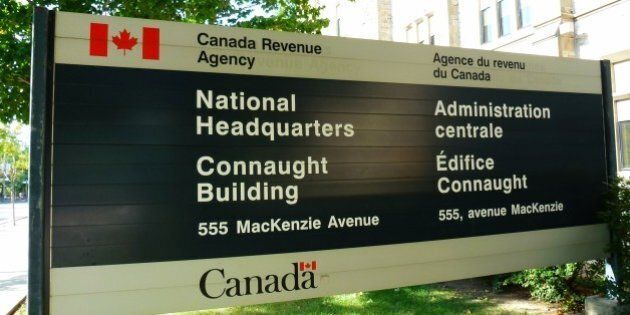 The headquarters of the Canadian Revenue Agency (CRA), situated on 555 MacKenzie Avenue in Ottawa, Canada....