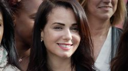 Mia Kirshner Is Fighting Sexual Harassment On Her Terms With