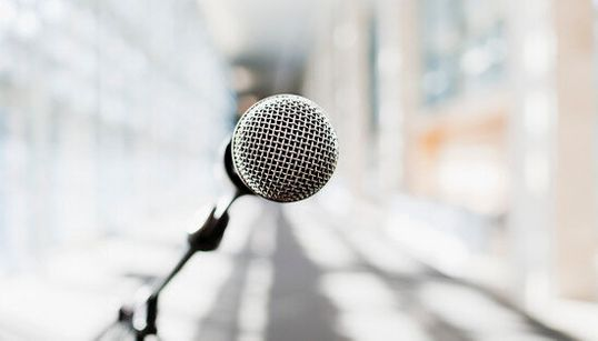 5 Ways To Nail Your Next Speaking