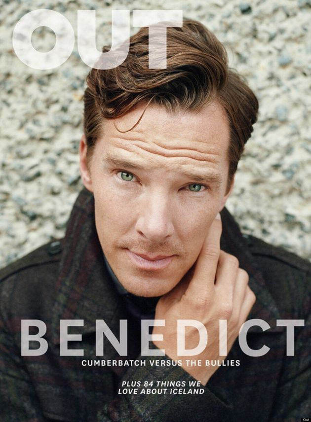 Benedict Cumberbatch Makes Us Swoon On Out Magazine