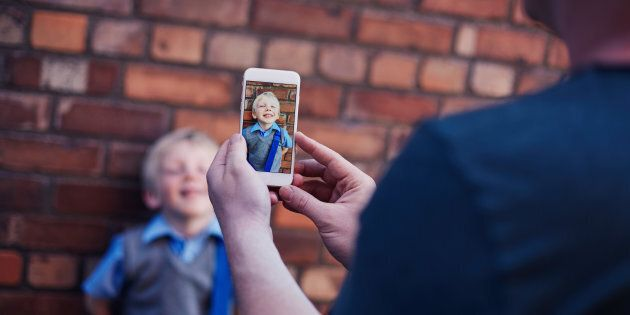 Why Some Parents Do (And Don't) Post Photos Of Their Kids