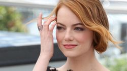 Emma Stone Looks Lovely In