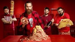Epic Meal Time Dishes On Bacon (And More