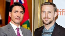 Ryan Gosling And Justin Trudeau's TIFF Meetup Is So