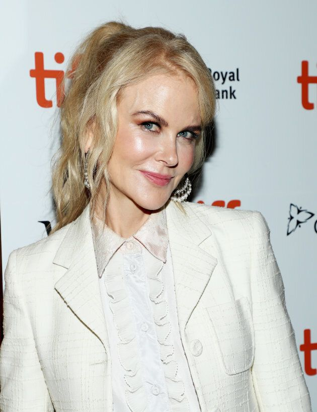 Nicole Kidman at the 'Destroyer' premiere at TIFF on Sept. 10,