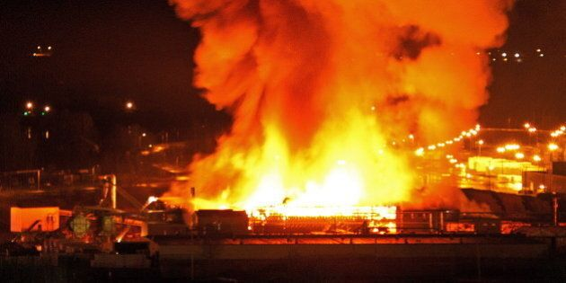 Lakeland Mills Explosion That Killed Workers Ruled