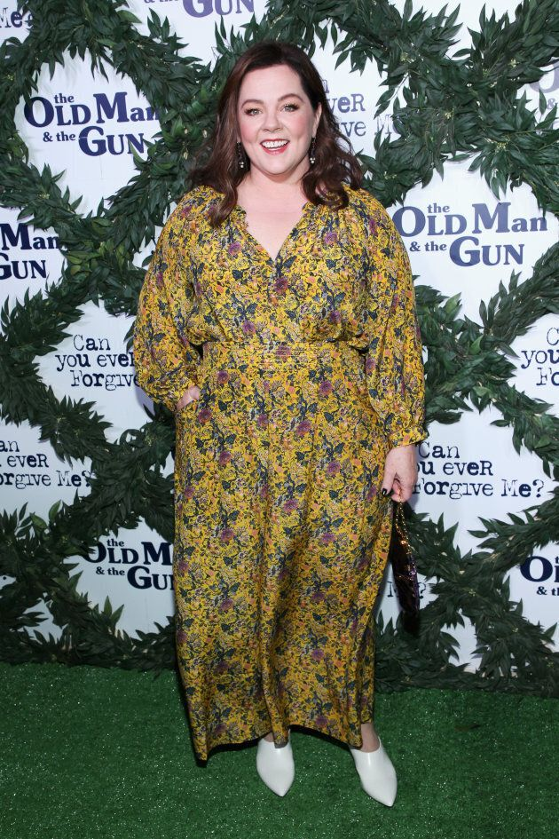 Melissa McCarthy at the Fox Searchlight TIFF