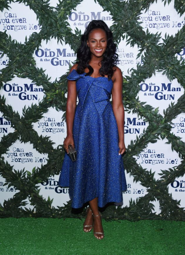 Tika Sumpter at the Fox Searchlight TIFF