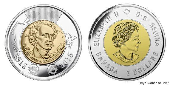 'Two-Headed' Toonie Could Make For Confusing Coin
