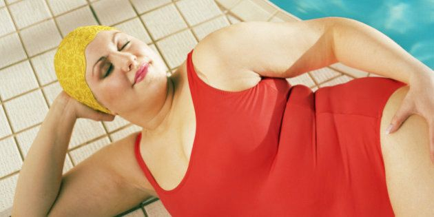 Pushing Back Against Fat-Shaming Is in