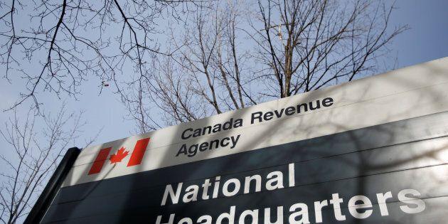 Canada Revenue Agency national headquarters in Ottawa,