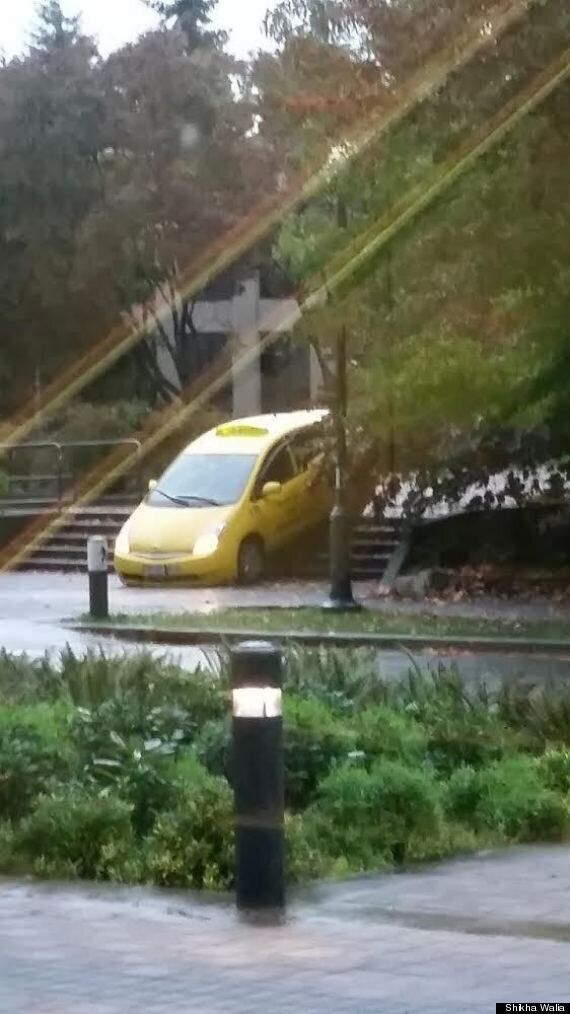 UBC Stairs Claim 3rd Car In 2