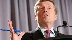 Toronto Councillors See $86M