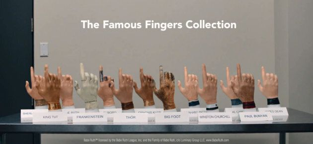 Prostate Cancer Canada Uses 'Famous Fingers' To Prod Men To Get Prostate