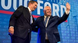 Scheer Faces 'Difficult Dance' On Ford's Notwithstanding Clause: Tory