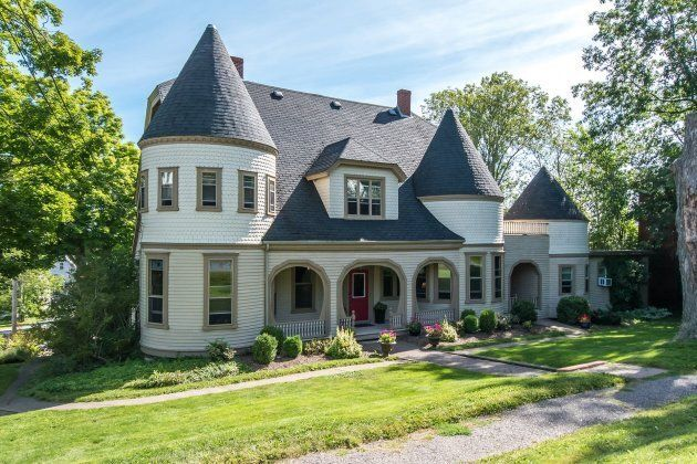 The Lawson House is now on the market for a second time, after a $100,000 price