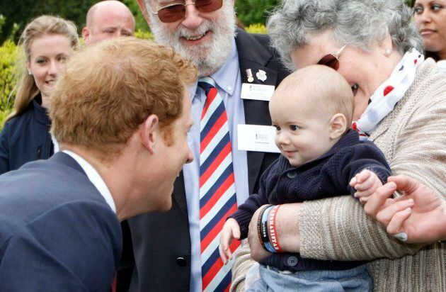 Prince Harry attends the opening of the Help for Heroes Recovery Centre for injured service personnel...