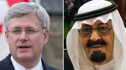 Harper: King Abdullah Was 'Strong Proponent Of