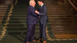 Trudeau Backs 25 Toronto MPs Calling Out Doug Ford's