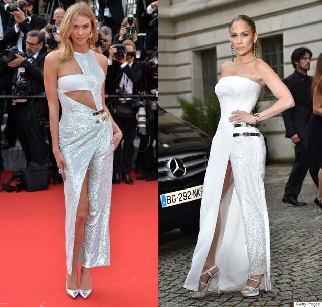 Karlie Kloss Turns Heads In Sexy Jumpsuit At Cannes