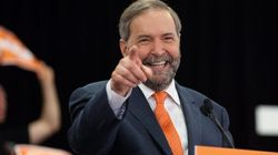 Federal NDP Surging, Poll