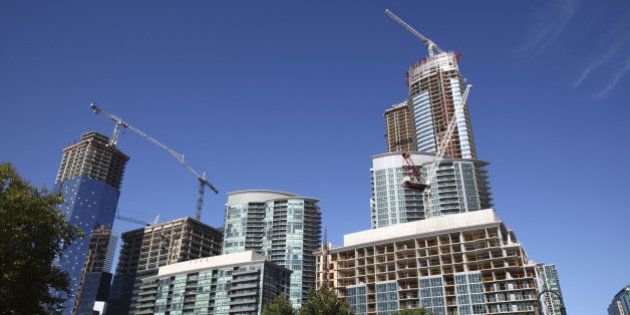 BuzzBuzzHome: NYC Overtakes Toronto For Most New Residential Construction In North