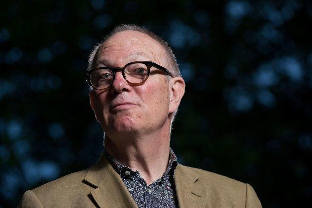Ian Buruma attends the Edinburgh International Book Festival on August 23, 2016 in Edinburgh,
