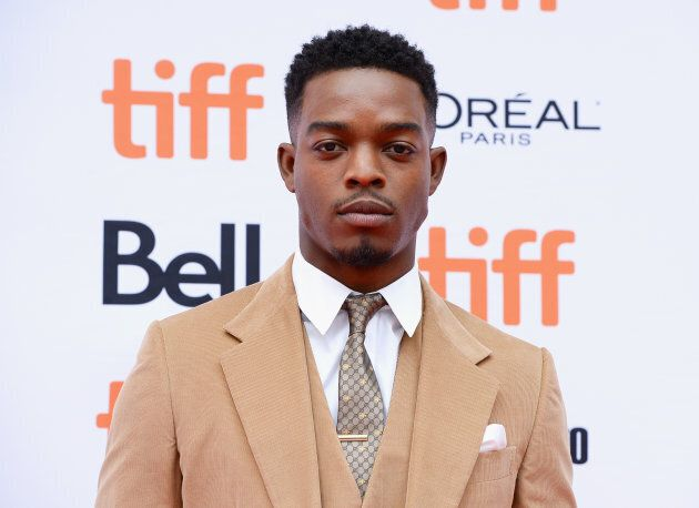 Stephan James attends the 'If Beale Street Could Talk' premiere during the 2018 Toronto International Film Festival.