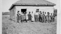 This Century-Old Saskatchewan Church Was Built By Black American Families Fleeing Jim