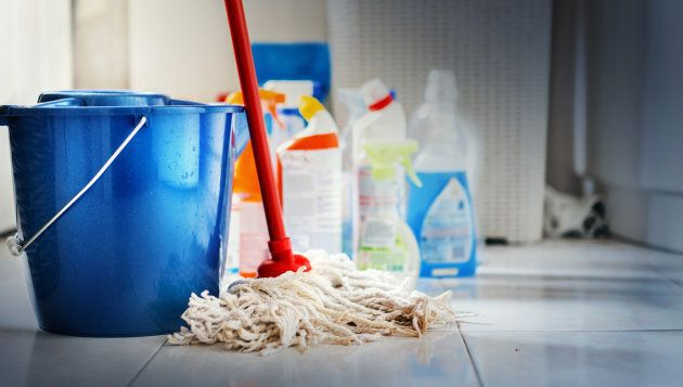 Household Cleaning Products Could Be Making Children Overweight: Canadian