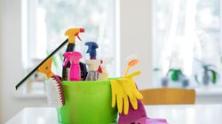Products Used To Clean Your House Could Be Making Your Child