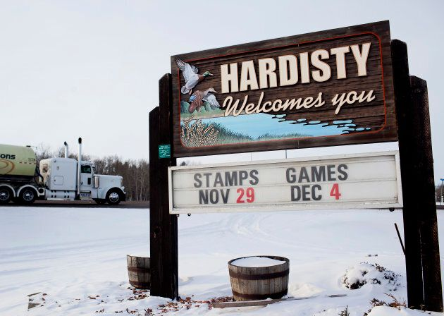 Hardisty, Alta.