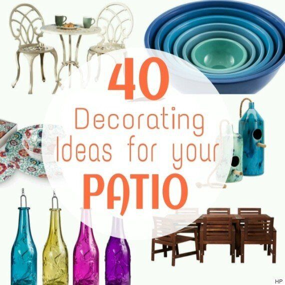 The Best Decor Items For Outdoor