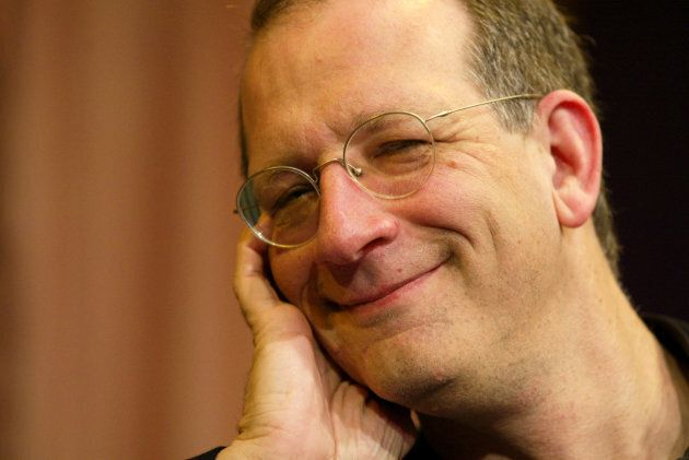 """Mark Saltzman was a writer on """"Sesame Street"""" for over 15 years."""