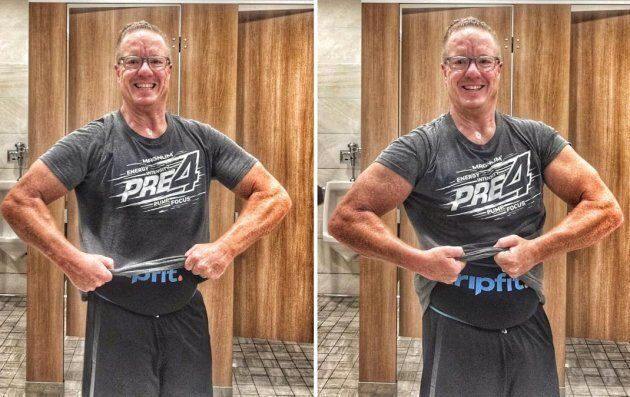 How This Dad Turned His Health Around And Lost 125 Pounds In 2